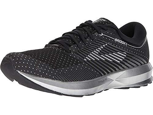 Brooks Levitate, Zapatillas de Running Para Hombre, Negro (Black/Ebony/Silver 1d004), 44 EU