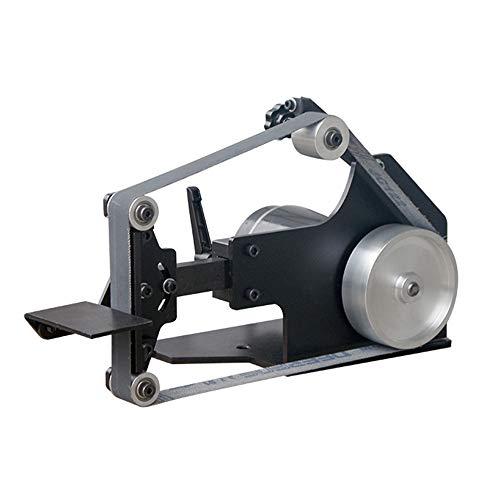 700W 7500 U/min Poliermaschine Polierschleifmaschine SD-762Y Bürstenbandmaschine Bandschleifer + Controller + 6 Band