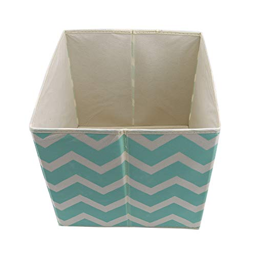 unknow Ristiege Fabric Storage Cubes Open-Top Bins for Clothing Accessory Storage Holders