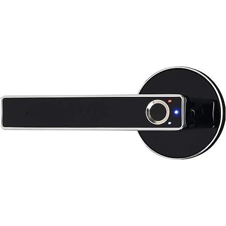 Smart Door Lock 2 Pack Electronic Door Lock for Office /& Home Fingerprint Door Lock