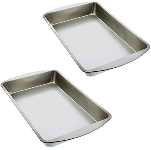 Party & Catering Supplies - Cooking Concepts Biscuit & Brownie Pans 11x7' - 2 ct pack
