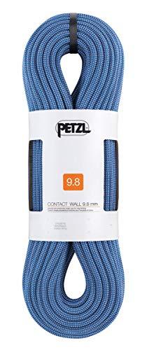 PETZL Contact Wall 9.8 mm, Corda Unisex-Adulto, Verde, 40 m