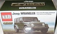 トミカ Jeep ジープ ラングラー 75周年 当選品