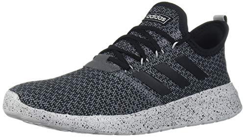 adidas Men's LITE Racer RBN Track Shoe, core Black/Grey Two, 8 Standard US Width US