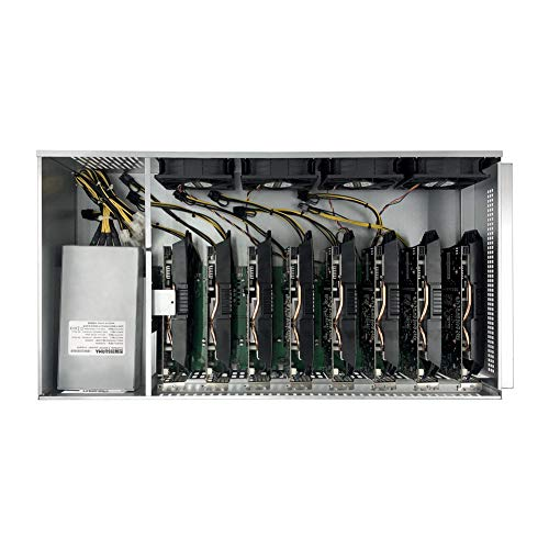 SoonTech Miner Mining Machine System Solution for Building a Mining Rig, Mining ETH Ethereum, Bitcoin BTC, Litecoin.