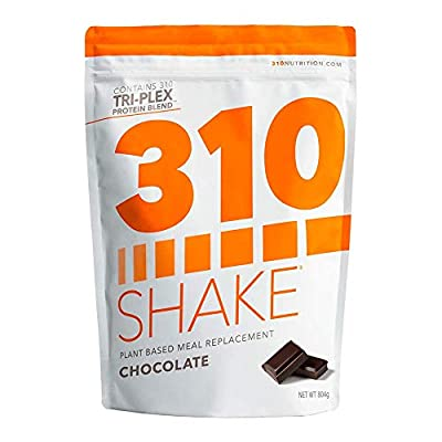 310 Shake Vanilla Chai - 310 Nutrition Healthy Meal Replacement Shake with Free eBook!