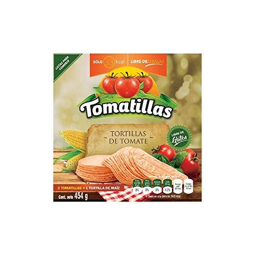 Tortillas De Nopal marca Tomatillas