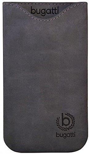 bugatti Skinny Universaltasche Größe XL Stahl
