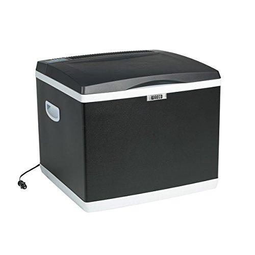 WAECO - COOLFUN CK 4O D HYBRID - voor 12 volt (thermo-elektrisch) en 230 volt (compressor) - inhoud 40 liter inhoud - Vertrouw door - Holly ® producten STABIELO ® - holly-sunshade ® - gepatenteerde innovaties op het gebied van mobiele universele zonnebescherming - Made in Germany -