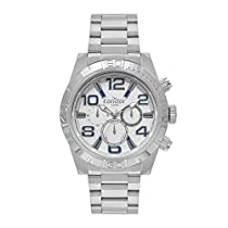 Relógio Condor Masculino Prata COVD54BG3K