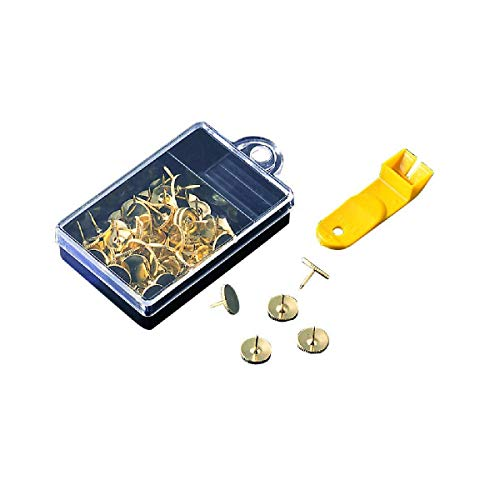 Clover NP100H 7/16'' Needlecraft Thumb Tacks and Remover