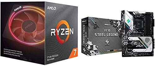 AMD Ryzen 7 3700X with Wraith Prism cooler 3.6GHz 8コア / 16スレッド 36MB 65W【国内正規代理店品】 10...