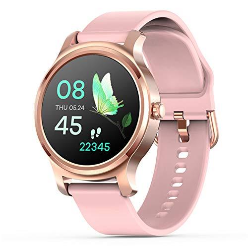 ZGNB R2 Pulsera Inteligente para Hombres Y Mujeres Reloj Inteligente Monitor De Ritmo Cardíaco Bluetooth Call and Message Recordatory Y Music Sports Smartwatchfor Android iOS,C