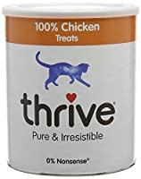 100% real chicken treats 100% real freeze dried treats, 0% nonsense