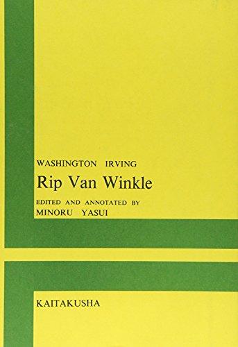 Rip Van Winkle リップ・ヴァン・ウィンクルの詳細を見る