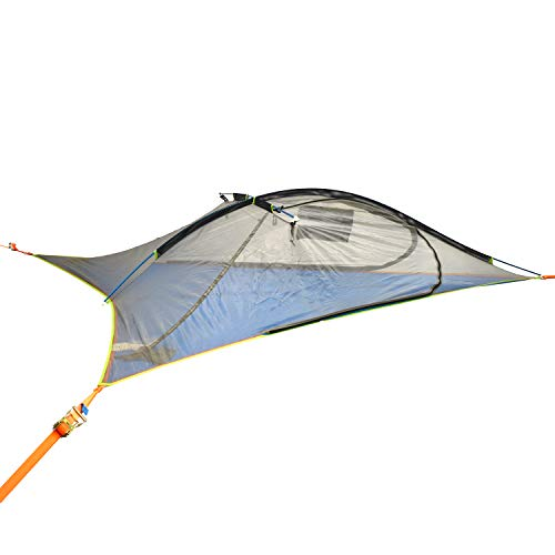 Tentsile Flite 2-Person Hammock Tent (Camo): Comes with Removable rainfly and no-See-um Insect mesh. Perfect for Adventurous Couples