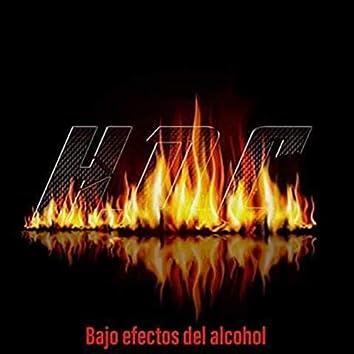 Bajo efectos del alcohol