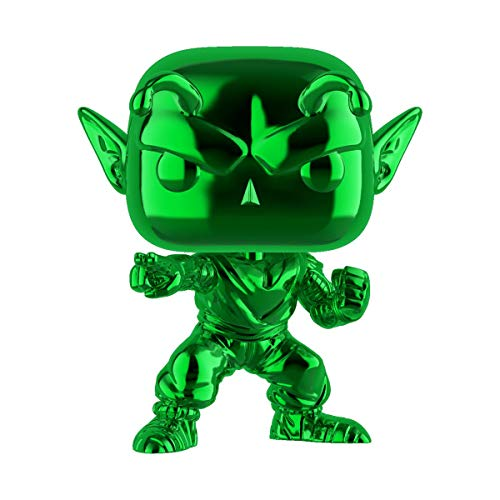 Funko Figura Pop Piccolo Cromado Verde - Dragon Ball Z ECCC 2020