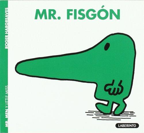 Mr. Fisgón (Mr Men)