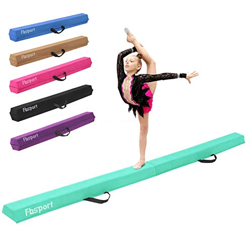 FBSPORT Balance Beam, 270 CM Folding Balance Beam, Gymnastics Balance Beam...