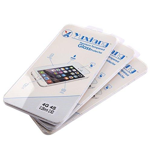 『SODIAL(R) 3枚Iphone 4 iphone 4s用強化ガラス液晶保護フィルム』の1枚目の画像