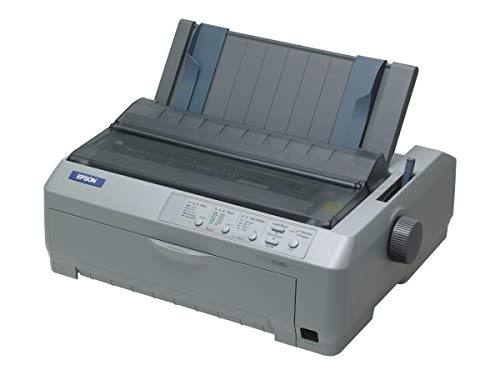 Epson FX-890N Networking Impact Printer (C11C524001NT) (Renewed)