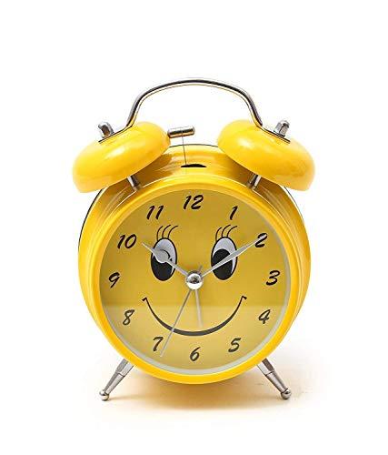Shri Anand Creations Metal Twin Bell Alarm Clock