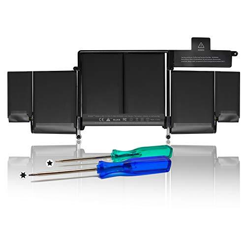 KDJAMI Batería A1493 A1582 para Apple MacBook Pro Retina 13' A1502 [2013 2014 2015 Años] Compatible MGX72LL/A ME864LL/A ME865LL/A MGX82LL/A MF839 [71.8Wh 11.34V]