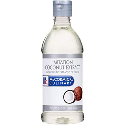 McCormick Culinary Imitation Coconut Extract, 16 fl oz