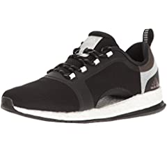 oscuro Marte energía  Amazon.com | adidas Women's Shoes | Pureboost X TR 2 Cross-Trainer,  Black/Silver Metallic/White, (6.5 M US) | Road Running