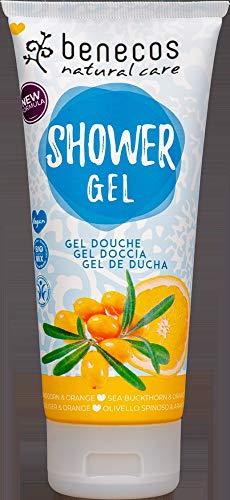 benecos Bio benecos Shower Gel Sanddorn & Orange (6 x 200 ml)
