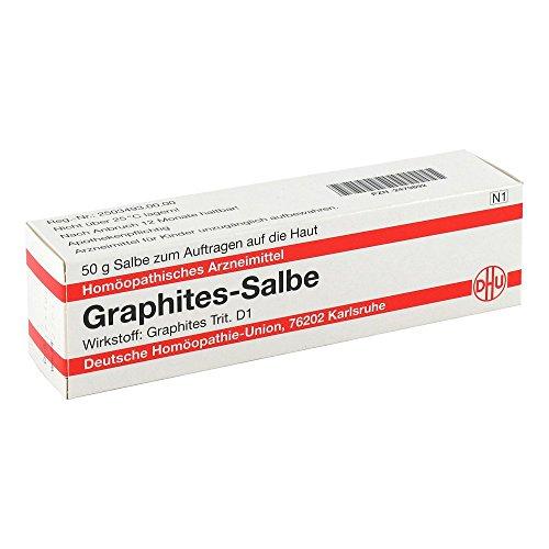 DHU Graphites-Salbe, 50 g Salbe