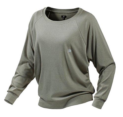 DC Shoes T-Shirt Logo Damen Medium Hellblau