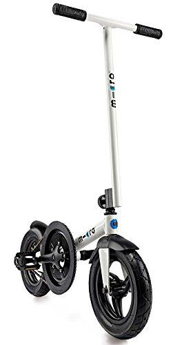 micro pedalflow Klappfahrrad (Weiß)