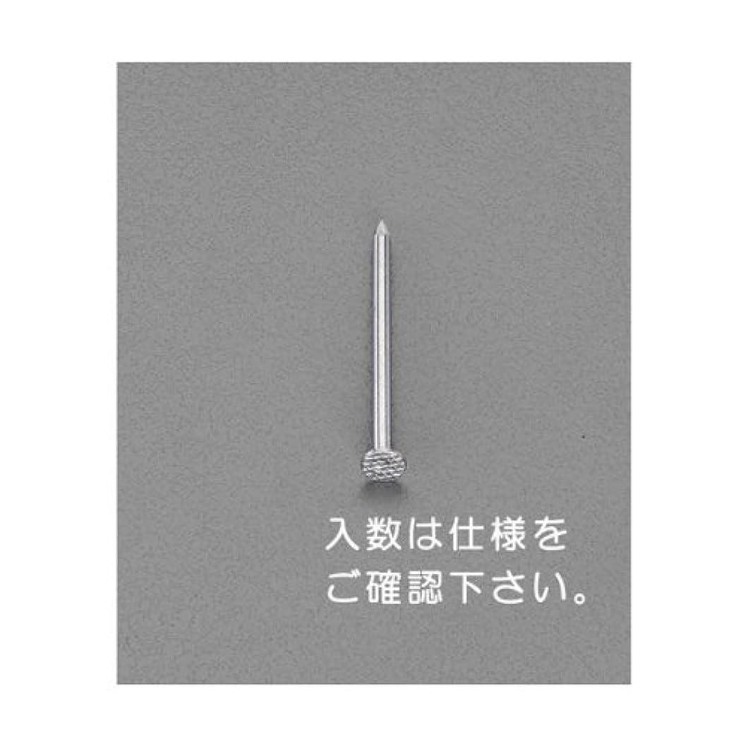 顕著鋸歯状放置エスコ EA945VA-32A 32mm 丸 釘 (約1310本/1kg) ESCO