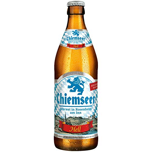 Chiemseer hell 20x0,33L in Originalkiste 4,8% vol.alc MEHRWEG