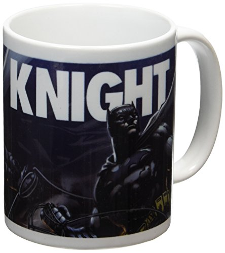 BATMAN The Dark Knight Tasse en céramique, Multicolore