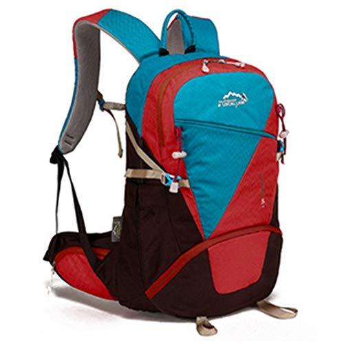 TnXan Outdoor Sports Multi-Functional Shoulder Bag Waterproof Comfortable Climbing On Foot Travel Backpack 25L Trekking Rucksack