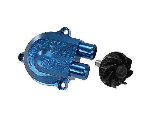 Wasserpumpe STAGE6 SSP blau für MOTOWELL Crogen RS 50cc, Magnet, SACHS Speedjet, YAMAHA Aerox
