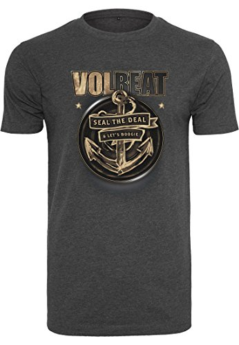 Mister Tee by Urban Classics Volbeat Seal The Deal T-shirt