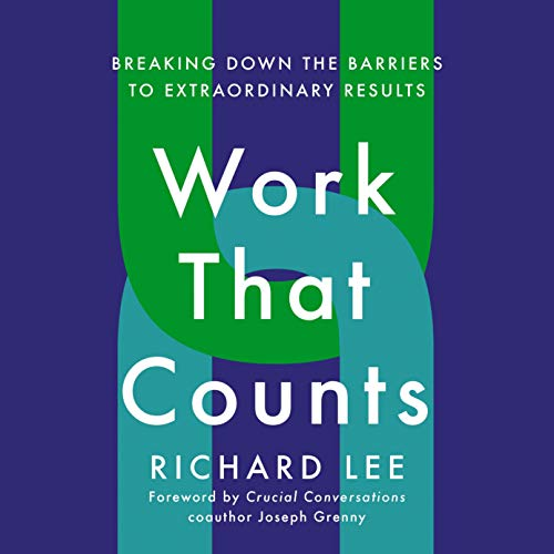 Work That Counts cover art