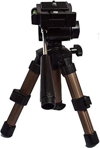 Eurosell Mini Tisch Tischstativ Teleskop Stativ 3 Bein Laser Nivelliergerät wasserwaage Rotationslaser Linienlaser Kreuzlinienlaser Kreuzlaser zb für Bosch Dewalt Makita Flex Leica Stanley