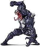 KIJIGHG Anime Marvel Legends Carnage Figura de acción Negro estándar Venom Marvel Juguetes vehículos...