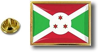 Spilla Pin pin's Spille spilletta Giacca Bandiera Distintivo Badge Burundi