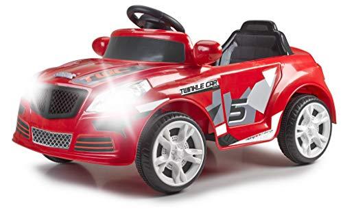 Feber- Twincle Car R/C Auto Elettrica per Bambini, 6 V, Multicolore, 800012263