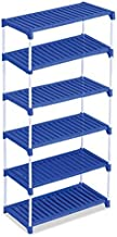 Ebee Multipurpose Rack 6 Steps - Blue