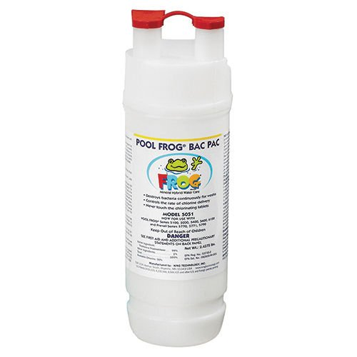 King Technology Pool Frog Mineral Purifier Replacement Chlorine Bac...