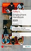 TOLLEYS EMPLOYMENT HANDBOOK 35TH EDITION