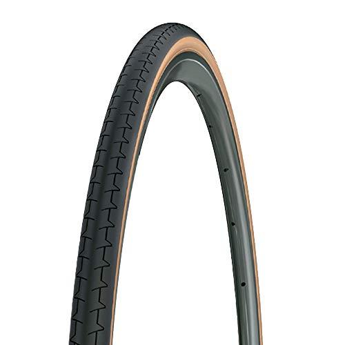 Michelin Dynamic CLASSIC - Cubierta de ciclismo Dynamic Classic 700X25 Translucida/Negra