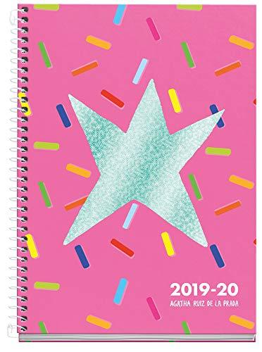 Agatha Ruiz de la Prada agenda escolar 2019 2020 semana...